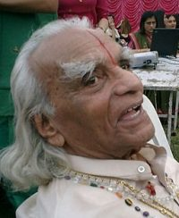 B.K.S. Iyengar-founder of Iyengar Yoga