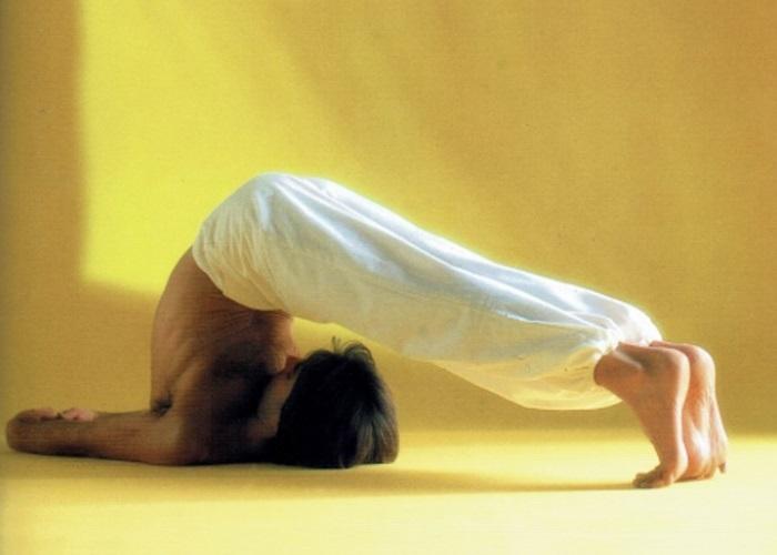 Halasana-Sivananda Yoga Centre