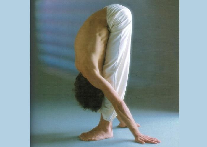 Pada Hastasana_Sivananda Yoga Centro