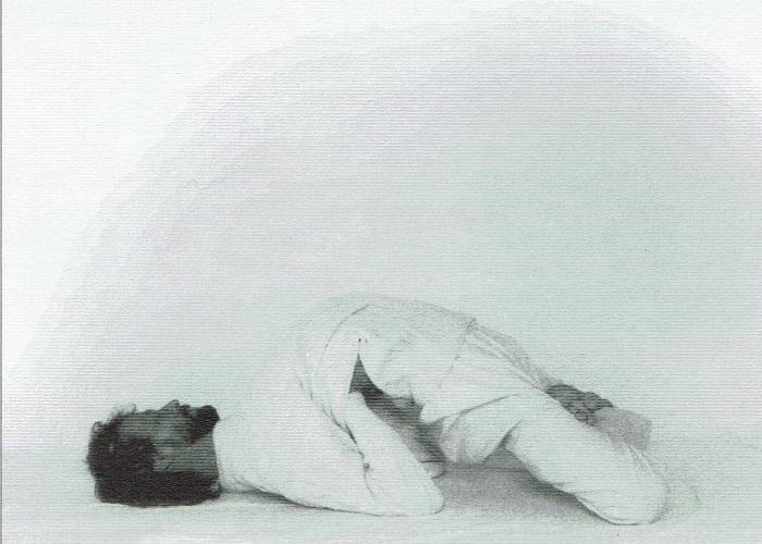 Uttana Padma Mayurasana-Heinz Grill