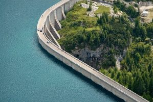 Staudamm-Bild von Walter Perathoner auf pixabay