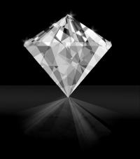 Diamant-Bild von OpenClipart Vectors auf pixabay